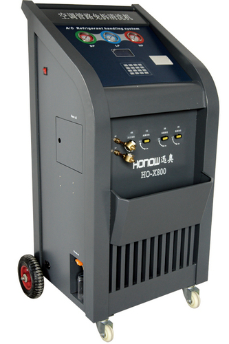 HO-X800 A/C System Flushing & Cleaning Machine
